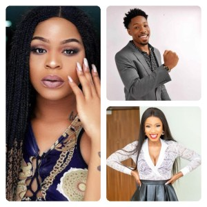 #Bbnaija: Ike's Ex-girlfriend Drags Him And Mercy (Video)