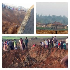 [Video] Akure Explosion Destroyed Hundreds Of Buildings