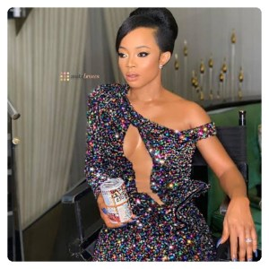 Husbands Won't Fly Into Our Rooms To locate Us - Toke Makinwa Advised (Video)