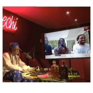 lil wayne migos on young money radio for interview