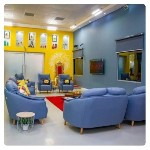BBNAIJA 2020 sitting room