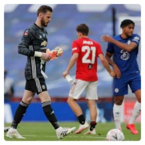 Manchester United vs Chelsea 1v3 (FA Cup) Highlights