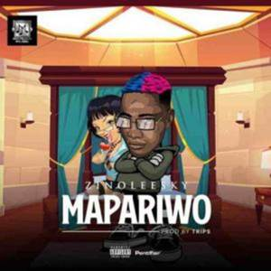 A new song by Zinoleesky titled MaPariwo