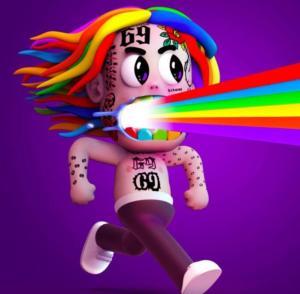 Tekashi 6ix9ine new song titled Punami Mp3 Download
