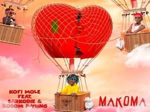 Kofi Mole Makoma ft. Sarkodie, Bosom P-Yung