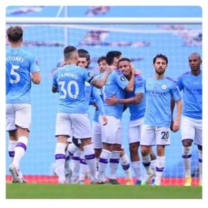 Man City vs Bournemouth 2-1 Highlights