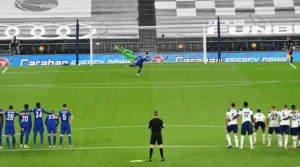 Tottenham vs Chelsea 1-1 (PEN 5-4) Highlights (Download Video)