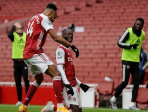 Arsenal vs Sheffield United 2-1 Highlights