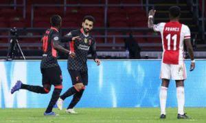 Ajax vs Liverpool 0-1 Highlights
