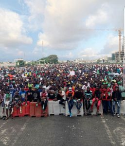 National Protest: Government Should Restore Orderliness As Protesters Retreat