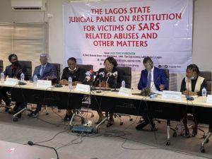 #EndSARS: Lagos Judicial Panel Found Exhibit At Lekki Tollgate