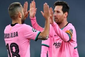 Juventus vs Barcelona 0-2 Highlights