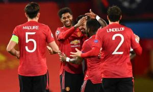 Manchester United vs RB Leipzig 5-0 Highlights
