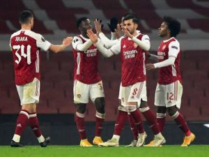 Arsenal vs Molde 4-1 Highlights