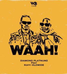 Diamond Platnumz - Waah! ft. Koffi Olomide (MP3 Download)