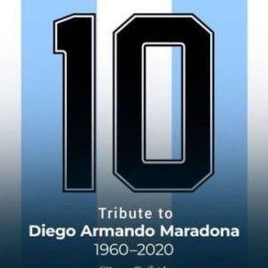Tribute To Diego Maradona (Slow Jam Mix)