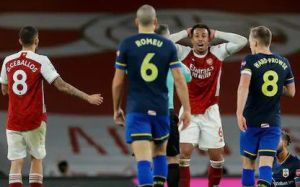 Arsenal vs Southampton 1-1 Highlights