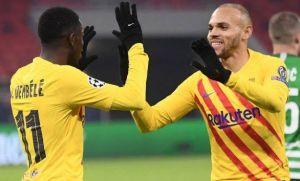 Ferencvaros vs Barcelona 0-3 Highlights