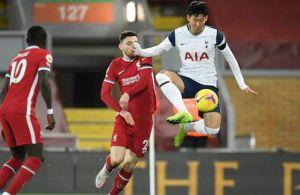 Liverpool vs Tottenham 2-1 Highlights