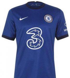 Chelsea home Kit 2020/2021