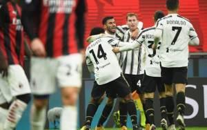 AC Milan vs Juventus 1-3 Highlights