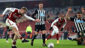 Arsenal vs Newcastle 2-0 FA Cup Highlights