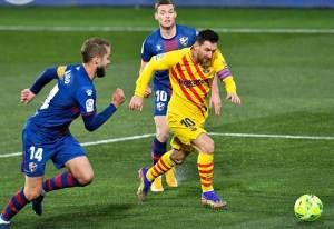 Huesca vs Barcelona 0-1 Highlights (Download Video)