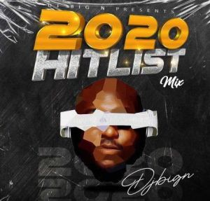 DJ Big N - Hit list 2020 Mix