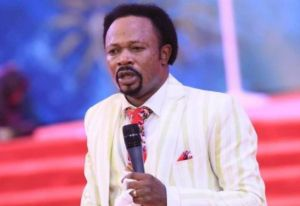 Prophet Iginla Releases Shocking 2021 Prophecies About Nnamdi Kanu & Biafra