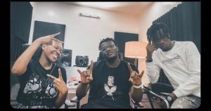 Olamide Keeps To Promise As Laycon And Vee Set To Drop A Song Produced By Pheelz