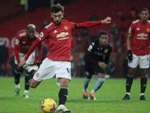Manchester United vs Aston Villa 2-1 Highlights