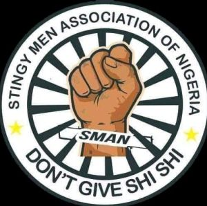 Stingy Men Association Logo