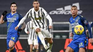 Juventus vs Udinese 4-1 Highlights