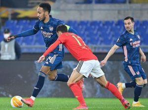 Benfica vs Arsenal 1-1 Highlights
