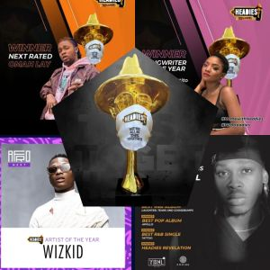 14th Headies Awards 2021