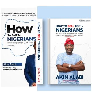 #HowToSellNigerians : How Join & Win N100k On How To Sell Nigerians Contest By Akin Alabi
