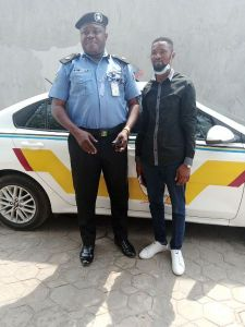 Oyo State Assistant Commissioner of Police and Honourable Femi Adeyemi