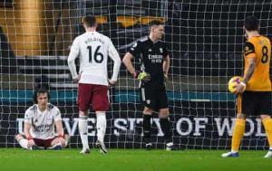 EPL: Wolves vs Arsenal 2-1 Highlights Download