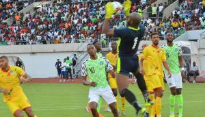 Benin vs Nigeria 0-1 Highlights