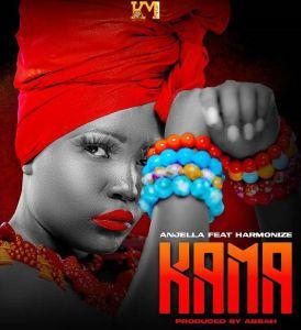 Anjella - Kama ft. Harmonize (Mp3 Download)