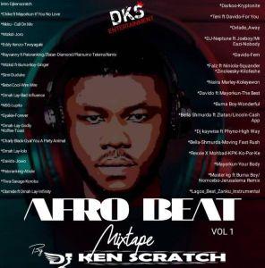 DJ KenScratch - Afrobeat Mix Vol. 1