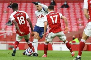 EPL: Arsenal vs Tottenham 2-1 Highlights Download #ARSTOT