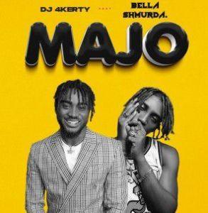 DJ 4Kerty ft Bella Shmurda - Majo