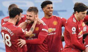 EPL: Man City vs Man United 1-2 Highlights Download