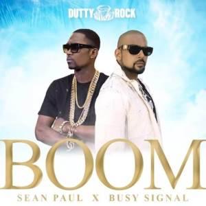 Sean Paul - Boom ft. Busy Signal