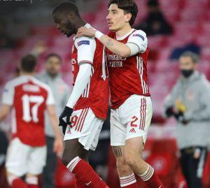 Arsenal vs Slavia Praha 1-1 Highlights (Download Video)