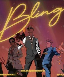 Blaqbonez - Bling ft. Amaarae Buju (Mp3 Download)
