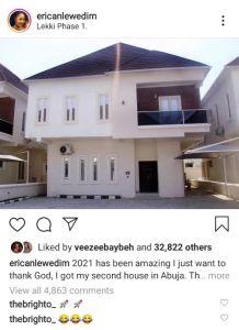 Erica abuja house