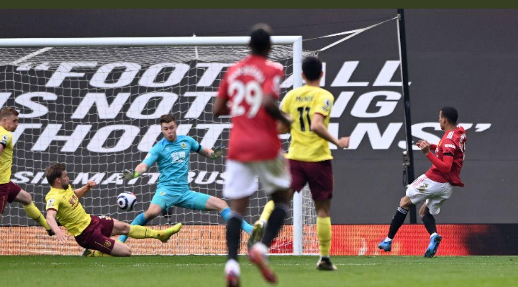 Manchester United Vs Burnley 3-1 Highlights (Vide Download)