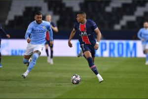 PSG vs Manchester City 1-2 Highlights (Download Video)